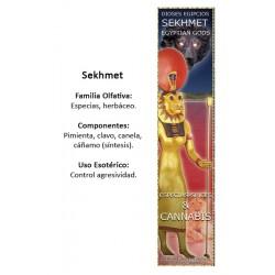 Incienso Sekhmet